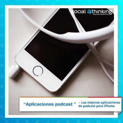Aplicaciones de podcast