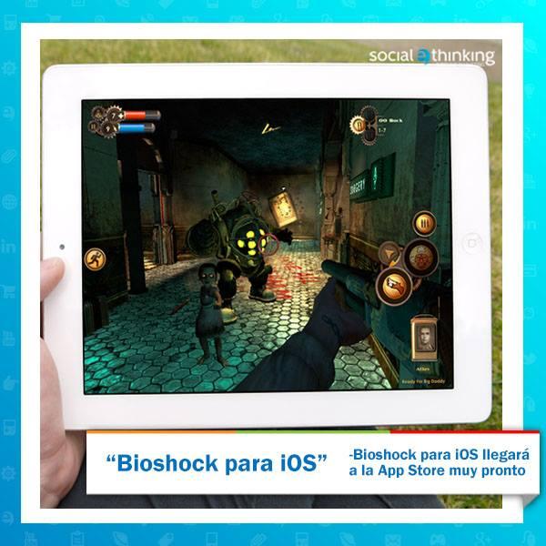 Bioshock para iOS
