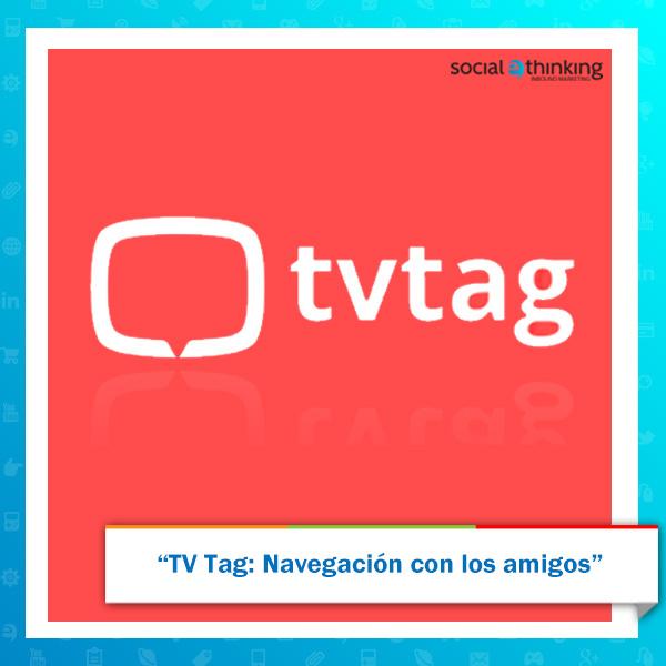 TV Tag: Navegación de canales con los amigos