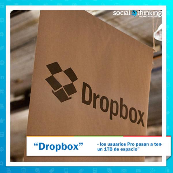 Dropbox recargado