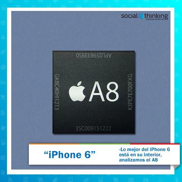Lo mejor del iPhone 6