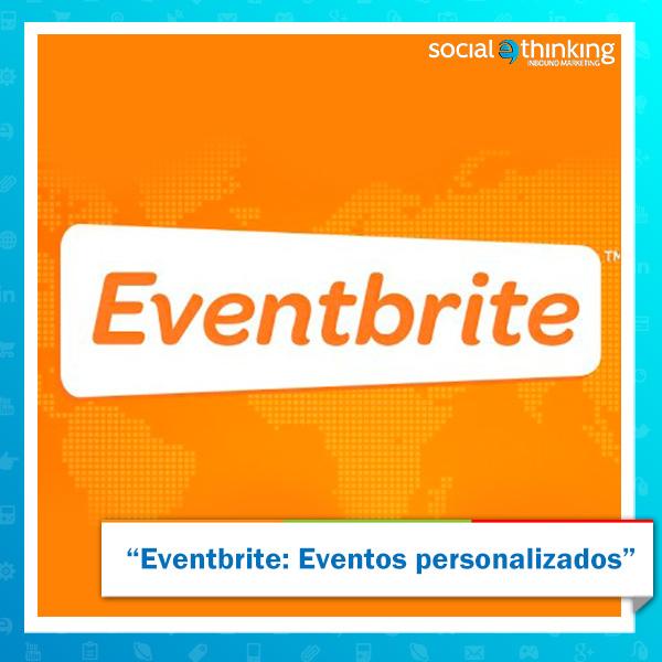 Eventbrite: Eventos personalizados