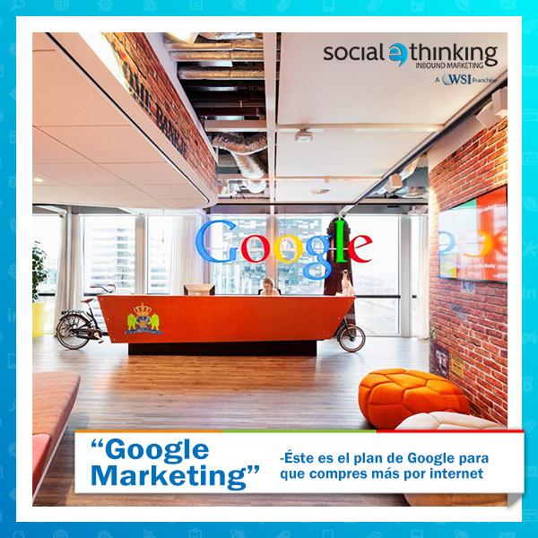 Éste es el plan de Google para que compres más por internet